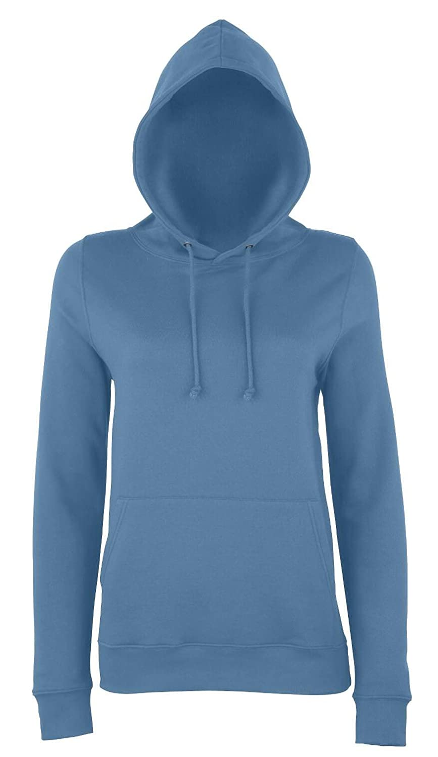 25 Colours and 6 Womans College Style Hoodie