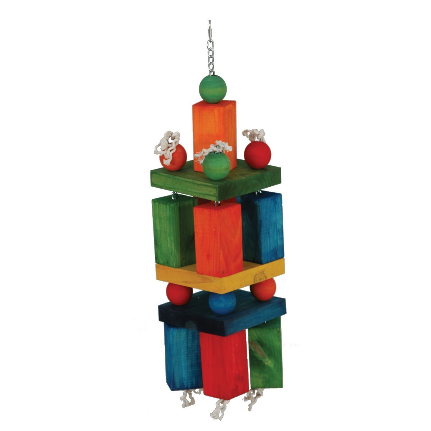 Paradise 12 by 36-Inch Building Blocks Pet Toy, X-Large by Paradise