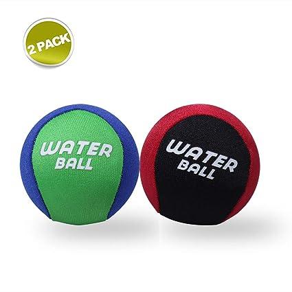 Silfrae Water Jumping Ball Surf Ball Water Bouncing Ball Gel Ball