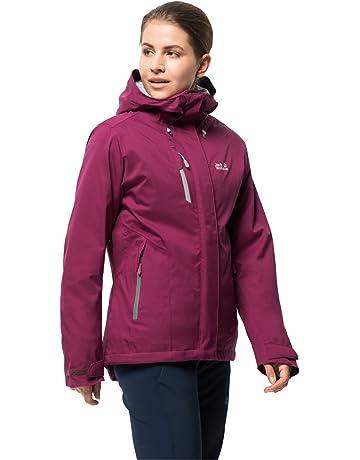 9e6979f4648f Jack Wolfskin Troposphere Women, sehr warme Winterjacke für Damen, wasser-    winddichte Outdoor