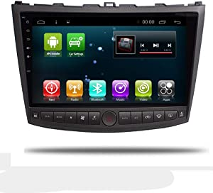 Lexus Car Radio GPS Android 9.0 Navi Player for Lexus IS250 IS200 IS220 IS300 IS350 Head Unit Car GPS Stereo Multimedia Video in Dash Audio Navigaton with WiFi Bluetooth