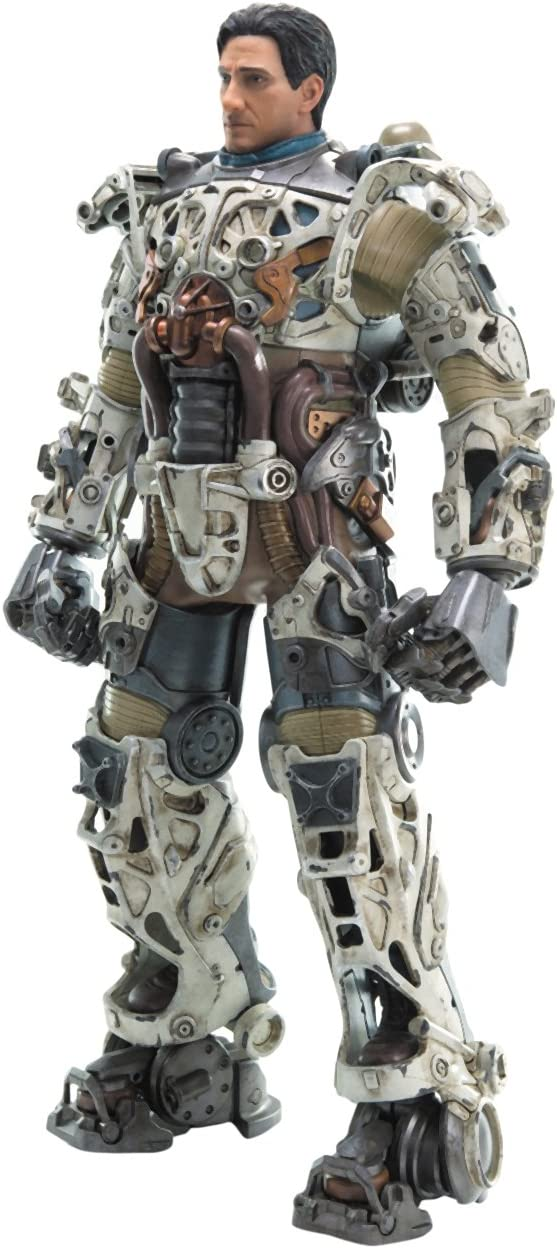 ThreeZero Fallout 4: T-45 Power Armor Figura (Escala 1: 6): Amazon.es: Juguetes y juegos