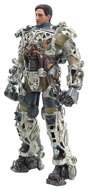 ThreeZero Fallout 4: T-45 Power Armor Figura (Escala 1: 6): Amazon ...