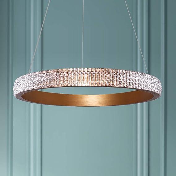 Mid Century Light Aluminium Chandelier Hang Light Ceiling Lamp Gold Decor Vanity Fixture Pagoda Model Ranor Lighting Design #585