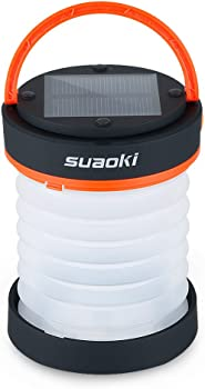 Suaoki LED Camping Lantern & Battery Charger