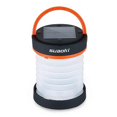 front facing suaoki solar camping lantern
