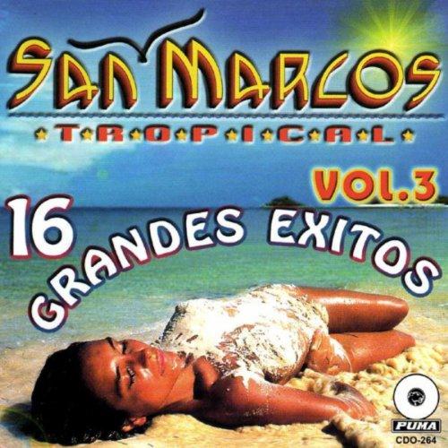 .com: 16 Grandes Exitos Vol. 3: San Marcos Tropical: MP3 Downloads