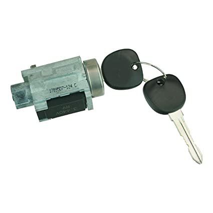 Ignition Lock Cylinder Replacement >> Amazon Com Replacement Ignition Lock Cylinder Keys For
