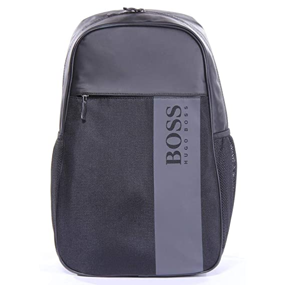 Hugo Boss Men s Boss Athleisure Backpacks, Performance Backpack Black, One  Size 98396cbd98a