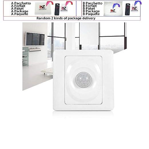 Cuerpo ajustable del interruptor del sensor de movimiento de ...