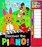 little einstein board books - BABY EINSTEIN™: Little Piano Book