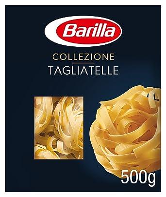 Barilla la Collezione Tagliatelle, 4 unidades (4 x 500 ...