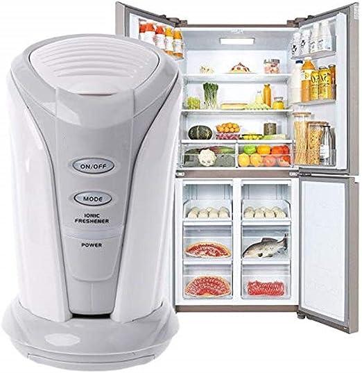 Mini ambientador de aire iónico, Refrigerador desodorante ...