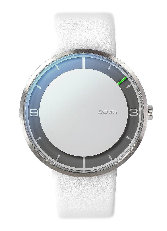 [ボッタデザイン]Botta-Design 腕時計 NOVA ALPIN Automatic 44mm Watch, BottaDesign, Leather Strap 851010 [並行輸入品] B01B9LLNJ0