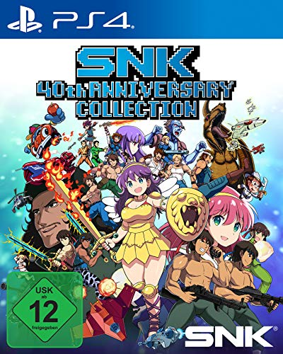SNK 40th ANNIVERSARY COLLECTION (PlayStation PS4) ()
