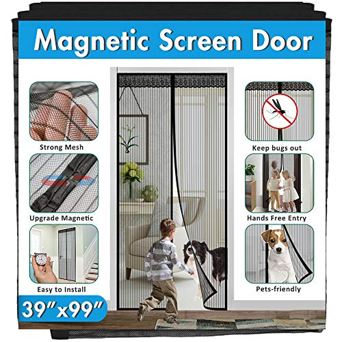 Magnetic Screen Door Cover