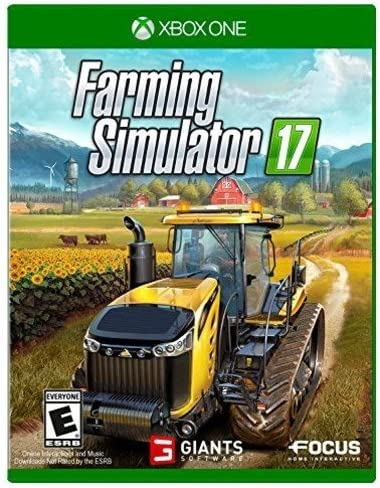 Farming Simulator 17 (輸入版:北米) - XboxOne