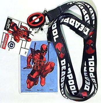 Amazon.com: Marvel (Marvel) Deadpool (Dead piscina) cordones ...