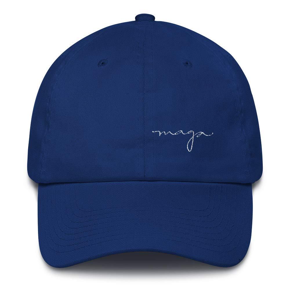 Classic MAGA Hat Signature Edition
