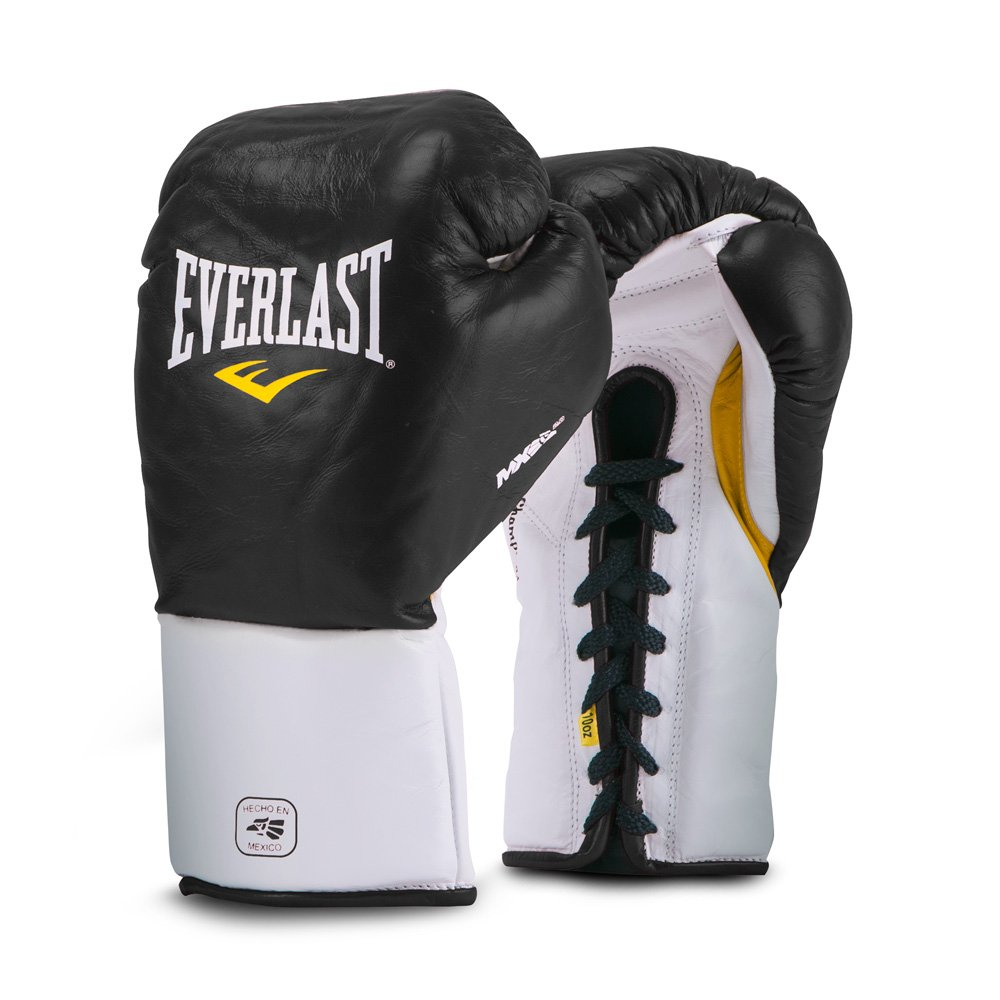 Everlast MX professional fight boxing gloves — Best Fighting Gloves For Comfort