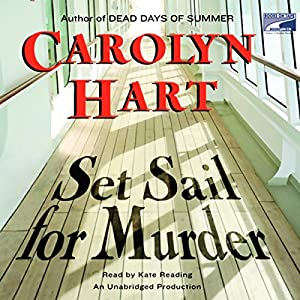 Set Sail for Murder Audiobook
