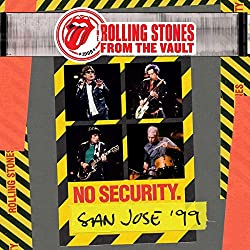 The Rolling Stones - From The Vault: No Security. San Jose '99 [DVD/2CD]