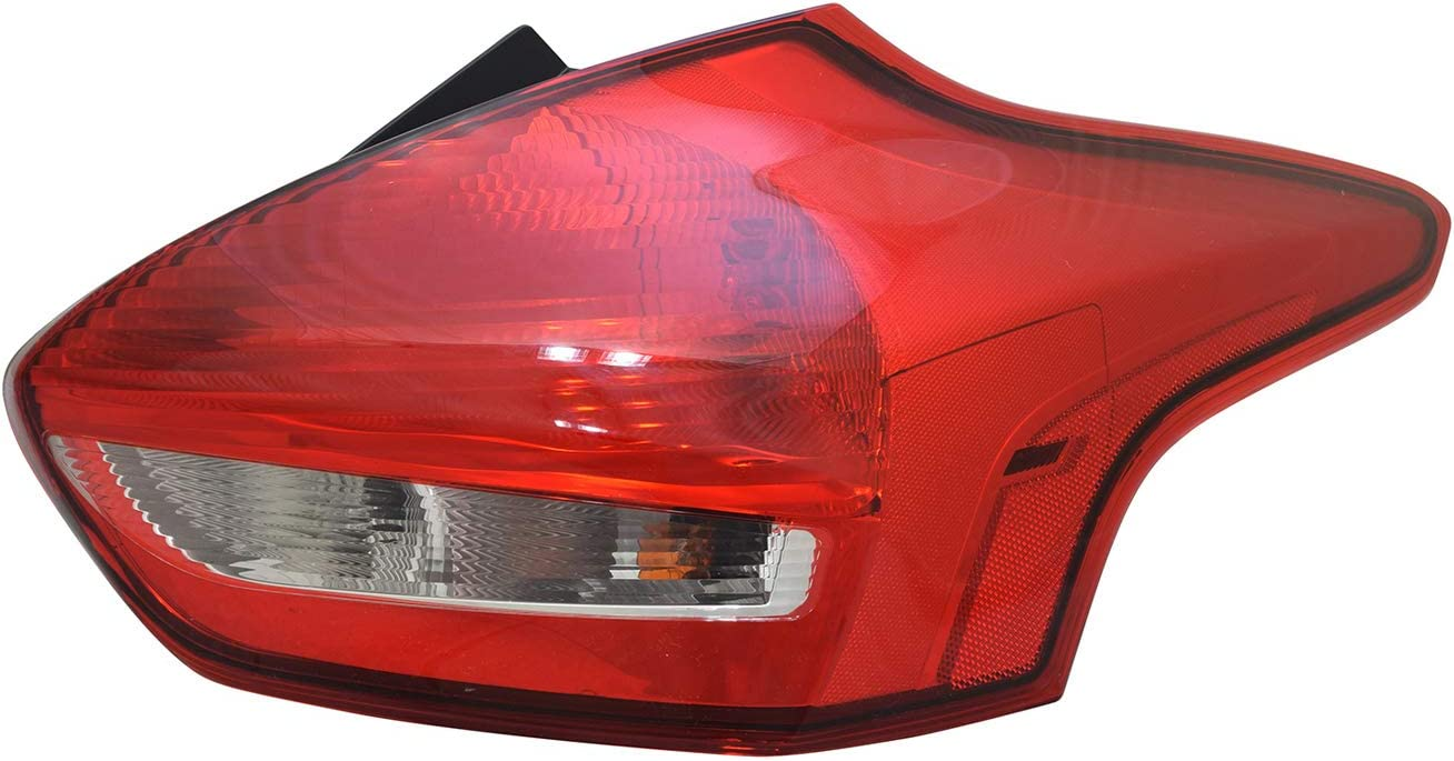 Multiple Manufactures FO2801245N Standard Tail Light Assembly No variation