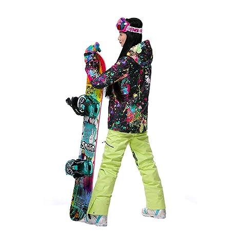 new concept f8621 5a7b9 Abbigliamento da Sci HXFFLYLY Giacca da Montagna ...