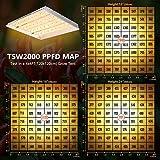 MARS HYDRO TSW 2000W Led Grow Light 3x3 4x4ft