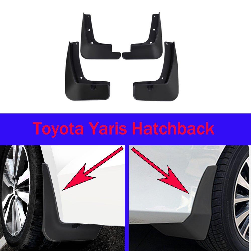 Auto parafango parafanghi paraspruzzi parafango nuovo per Yaris Hatchback 2014 2015 2016 2017 –  2018 guanchao