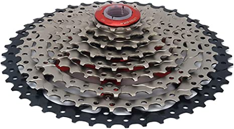 LIDAUTO Rueda Libre Mountain Bike MTB Bicicleta Cassette Casete ...