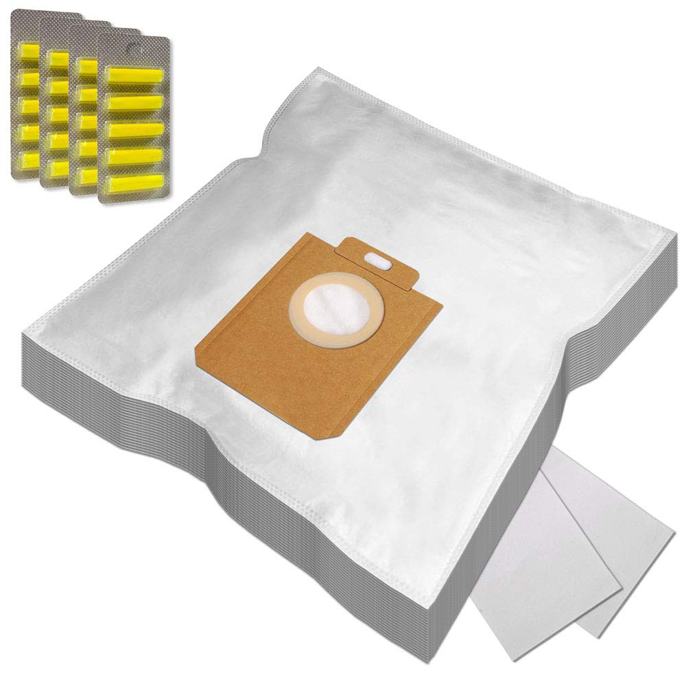 Acquisto PakTrade 20 Sacchetti (Microfibra) + 20 PROFUMI + 2 FILTRI per ASPIRAPOLVERE Philips Jewel FC9066 Prezzo offerta