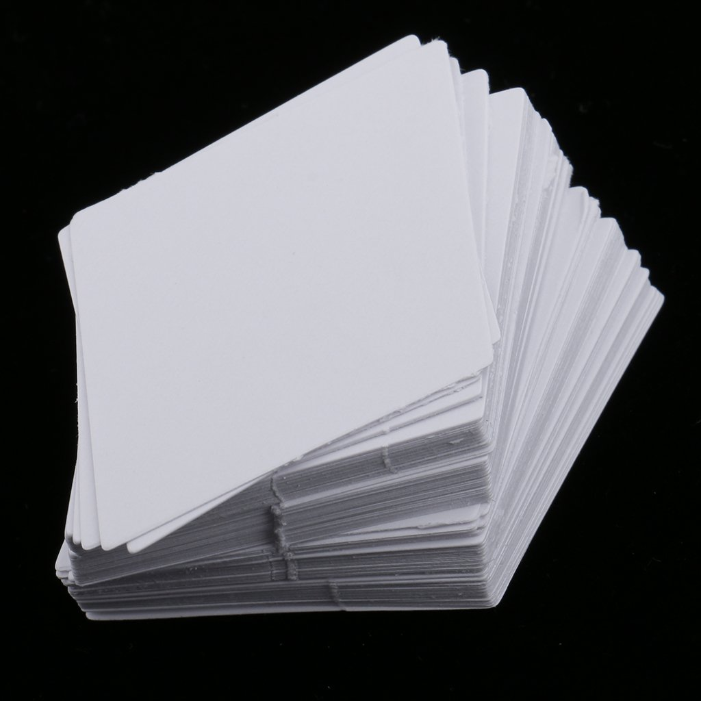 MagiDeal 40 Piece Rhombus Shape Paper Quilting Templates Patchwork Template for Sewing Craft 4.4cm