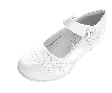 Details zu Ballerina festliche Kinderschuhe Taufschuhe Lackschuhe