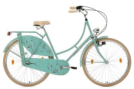 KS Cycling Damen Fahrrad Hollandrad Tussaud 3 Gänge Rh 54 cm