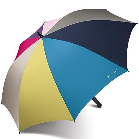 ESPRIT XXL Portier dosel paraguas de Golf paraguas multicolor combinación hw2016