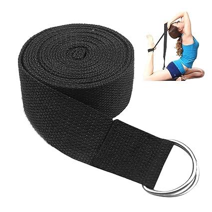 Fodlon Correa para Yoga Accesorio de Yoga Cintura Pierna ...