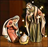 Holy Family Nativity Set, 6.5'' H.