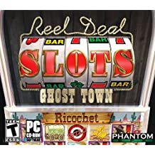 Reel Deal Slots Ghost Town [Download]