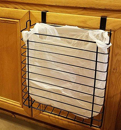 Amazon.com   Neat O Over The Cabinet Trash Can Basket Storage Organizer  Holder