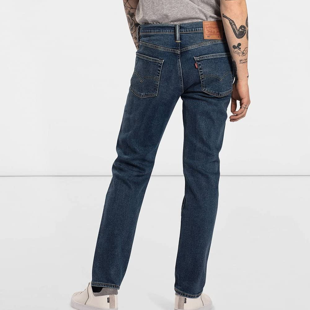 Levi's Men's 502 Regular Tapered Fit Jeans The Strip 13