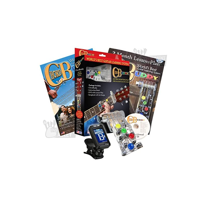 Chord Buddy Guitar Learning System with