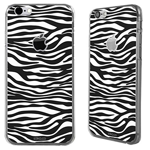 - Animal Print Zebra Design Apple iPhone 6 Plus, 6S Plus Hard Plastic Case Cover