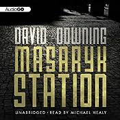 Masaryk Station: A John Russell Thriller, Book 6 | David Downing