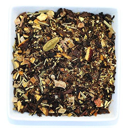 Tealyra - Wonder Ayurvedic Chai - Sweet Spicy - Detox Tea - Yerba Mate - Green Rooibos - Formosa Oolong - Ginger - Healthy Loose Leaf Tea - Vitamins Antioxidants ()
