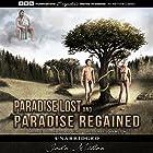 Paradise Lost & Paradise Regained Hörbuch von John Milton Gesprochen von: Philippe Duquenoy