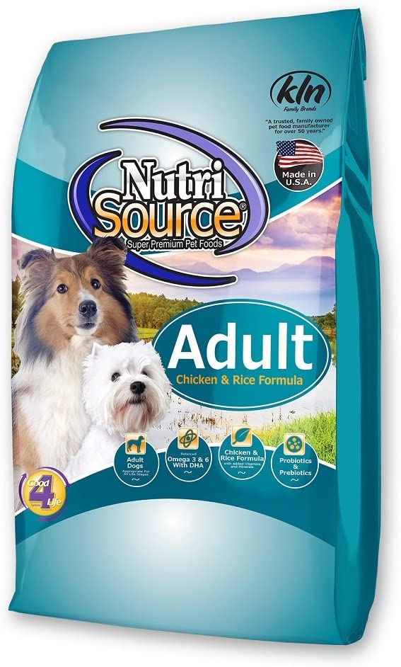 NutriSource Adult Dry Dog Food
