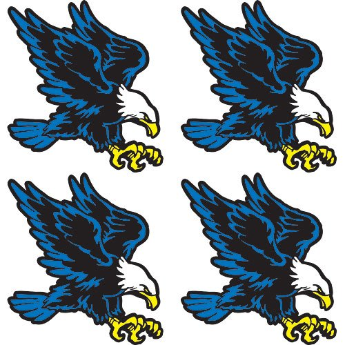 Blue Eagle Temporary Tattoo for sale  Delivered anywhere in USA