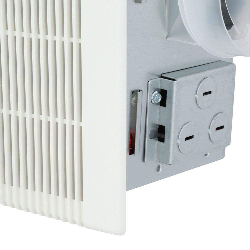 Broan Nutone 668rp Fan And Light 70 Cfm 40 Sones Bathroom Fans Night Wiring Diagram Free Download