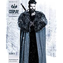 McCalls Cosplay Mens & Ladies Sewing Pattern 2016 Capes & Detachable Lined Capelets